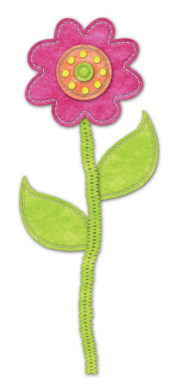клипарт цветок