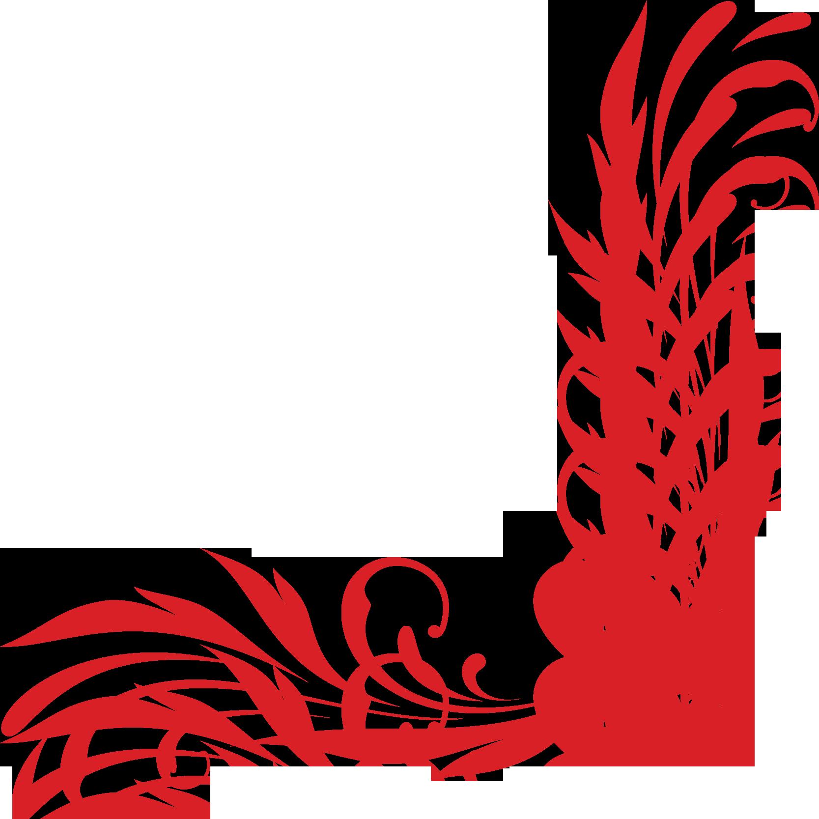 Флаг красный фото
