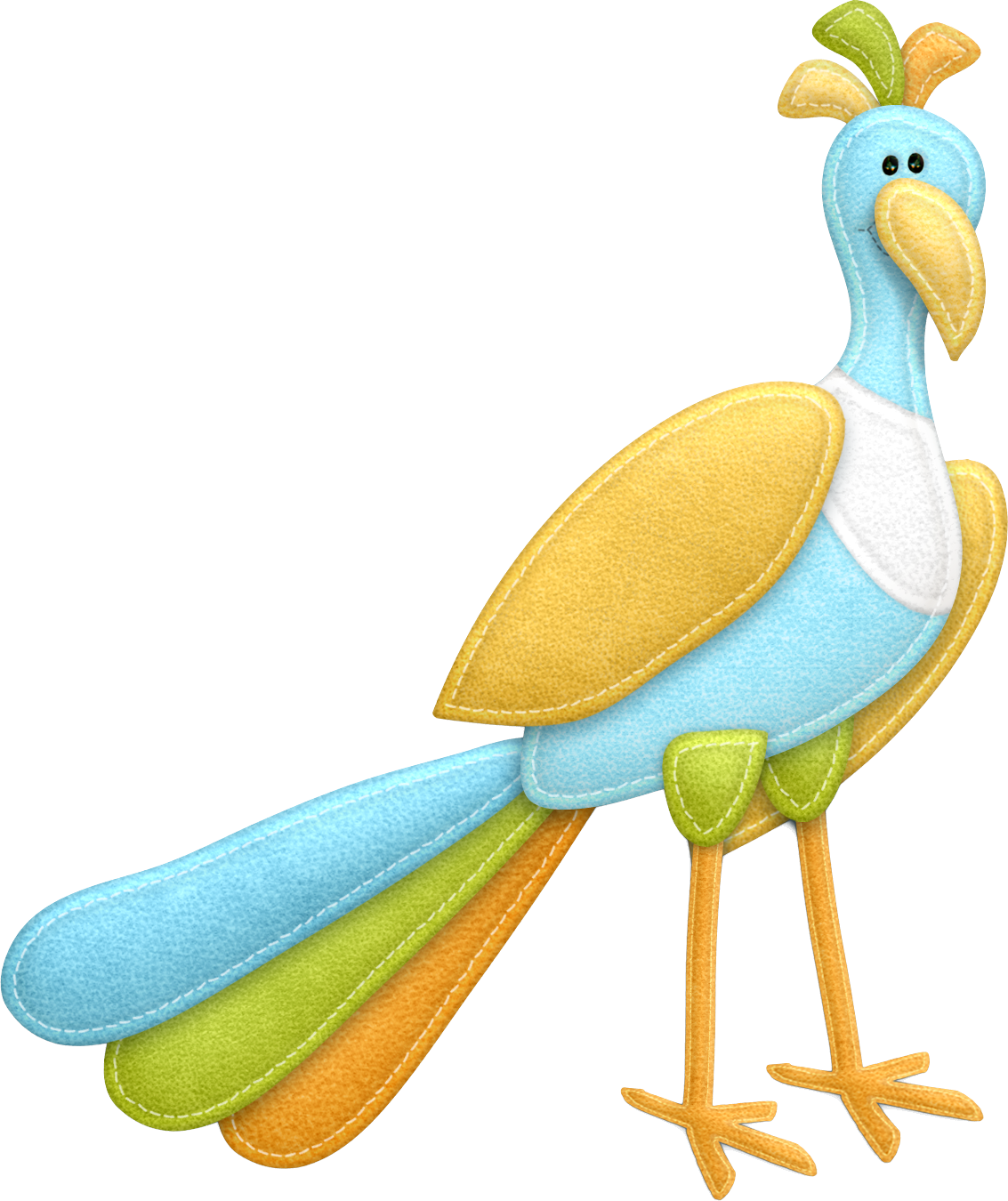 Пичужка птичка