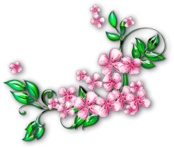 Оформление, бантики и бабочки растровый клипарт png ...  Цветущая Сакура Png